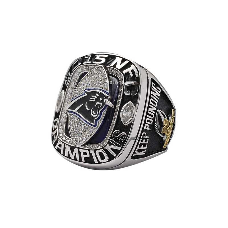 2015 Panthers nfc Championship Ring