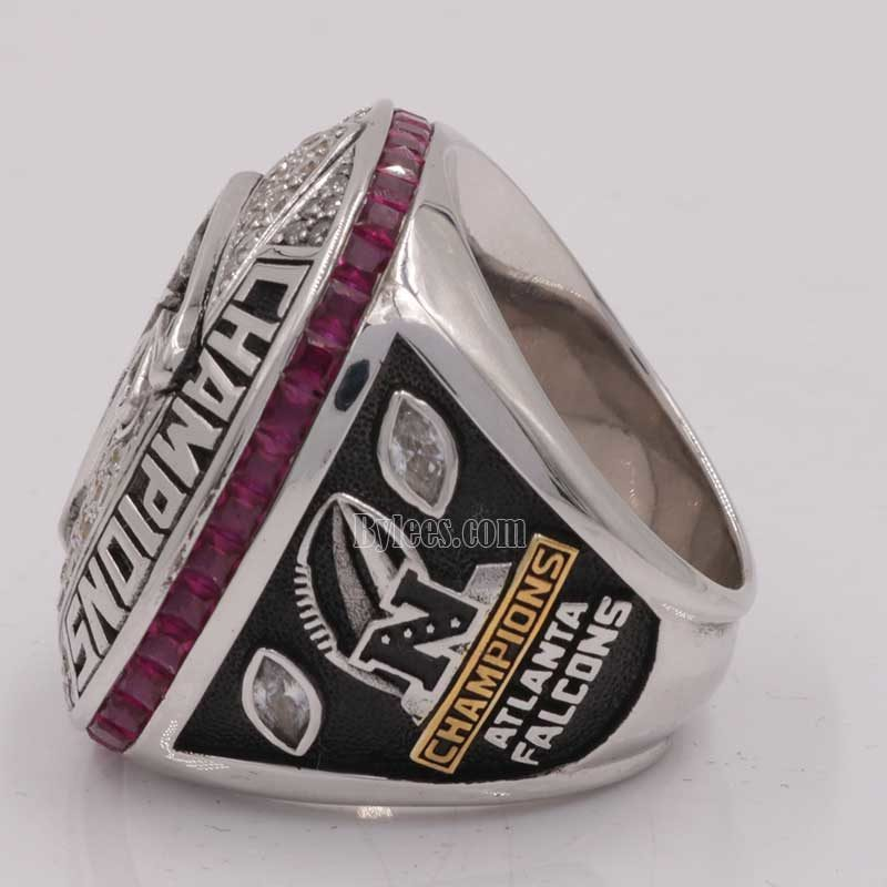 Falcons championship ring 2016