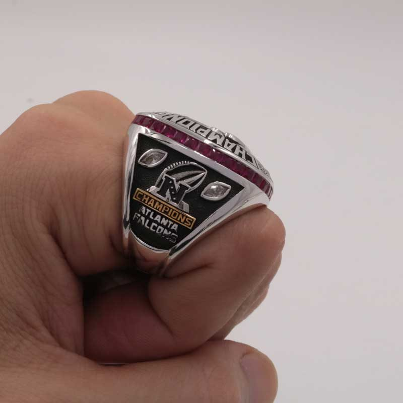falcons nfc championship ring 2016