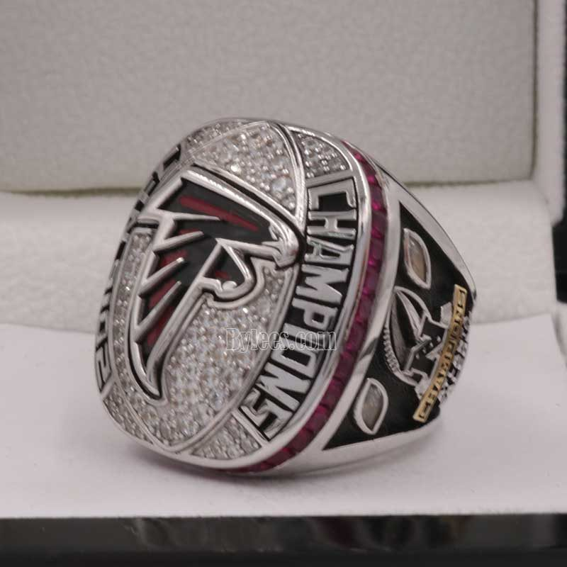 2016 Matt Ryan championship ring
