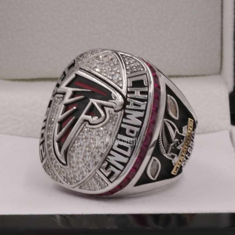 2016 Matt Ryan championship ring