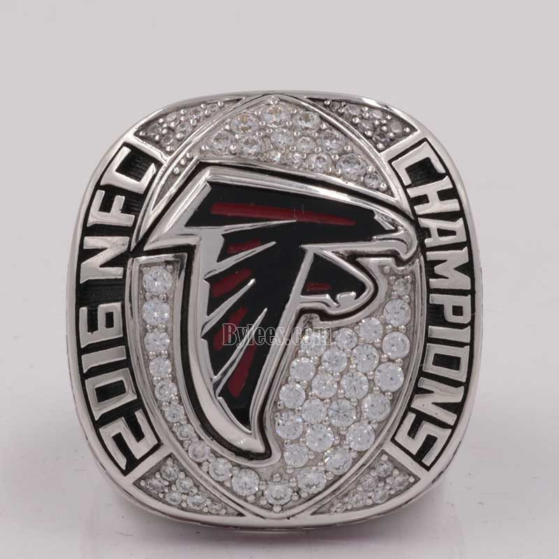 Falcons 2016 NFC Championship ring