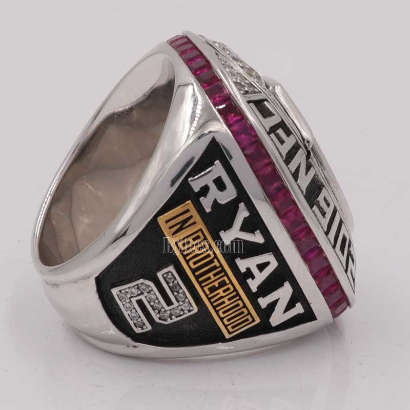 Matt Ryan championship ring 2016