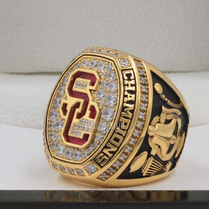 2017 usc rose bowl ring