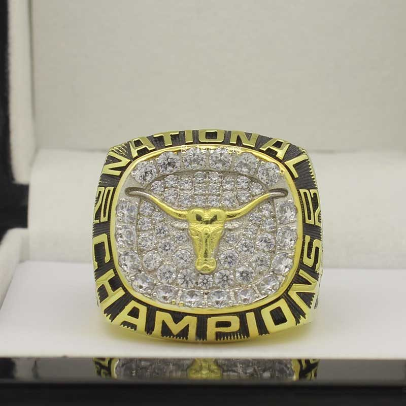 2002 Texas baseball national championship ring