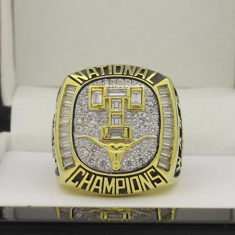 2005 Texas baseball national championship ring