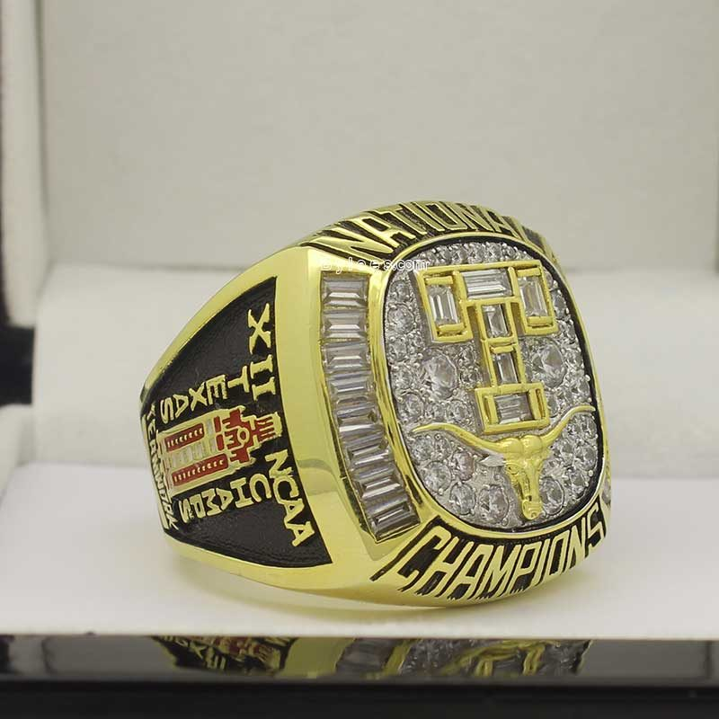 2005 college world series championship ring