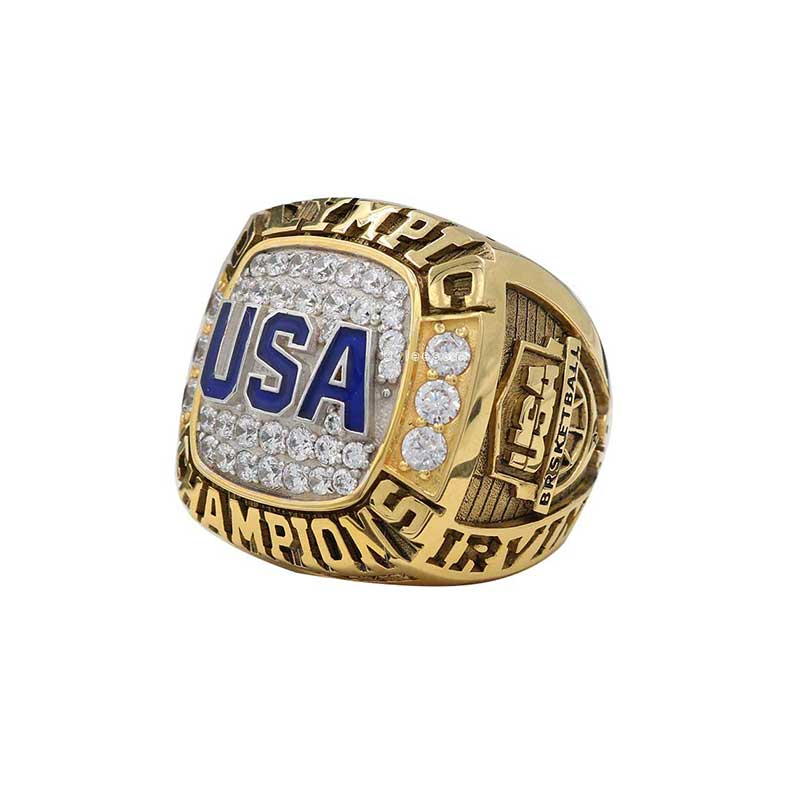 2016 Us Olympics Basketball Team Championship Ring