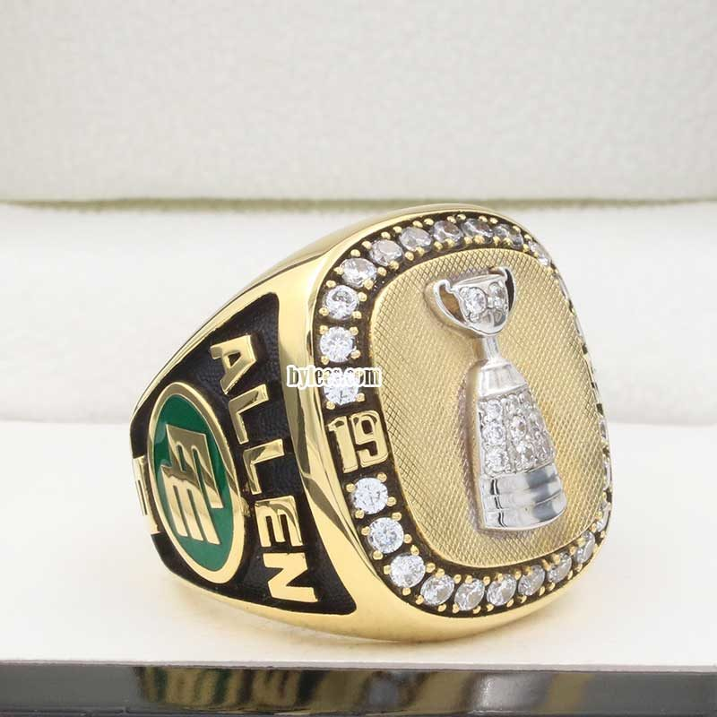 overview of eskimos grey cup ring 1993
