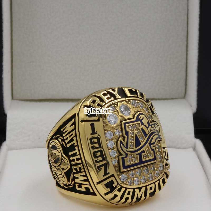 toronto argonauts of grey cup rings 1997