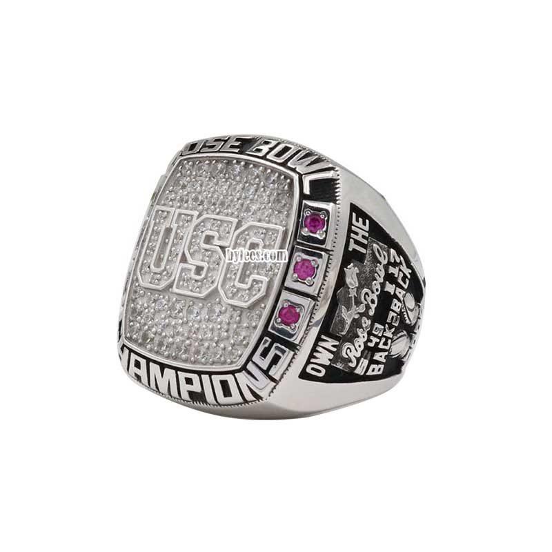 usc championship rings (2008)