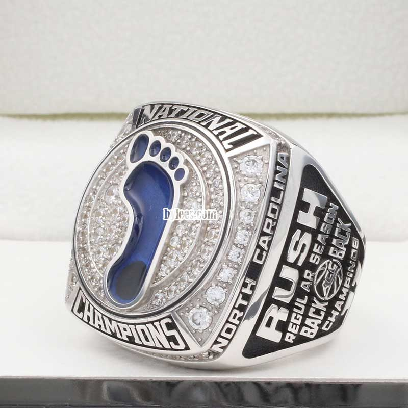 UNC 2017 Basketball National Championship Ring