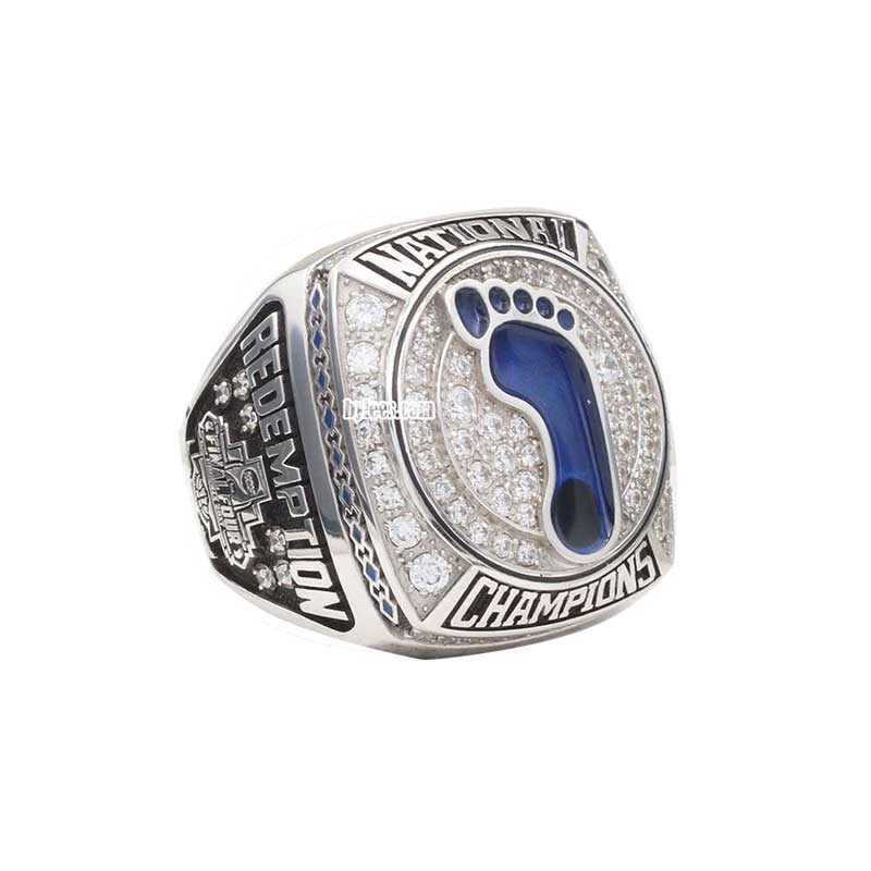 2017 UNC basketball championship ring