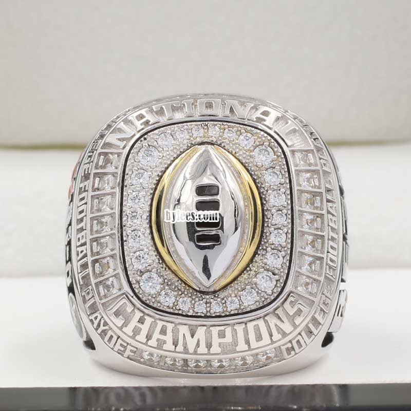 Clemson 2016 CFP National Championship ring