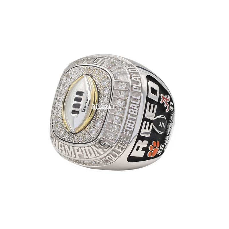 Clemson Tigers 2016 CFP National Championship ring
