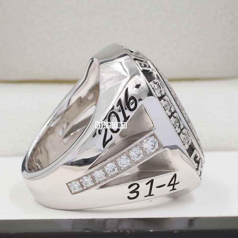 left side of maryland championship ring 2016