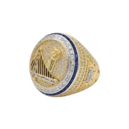 2017 golden state warriors ring