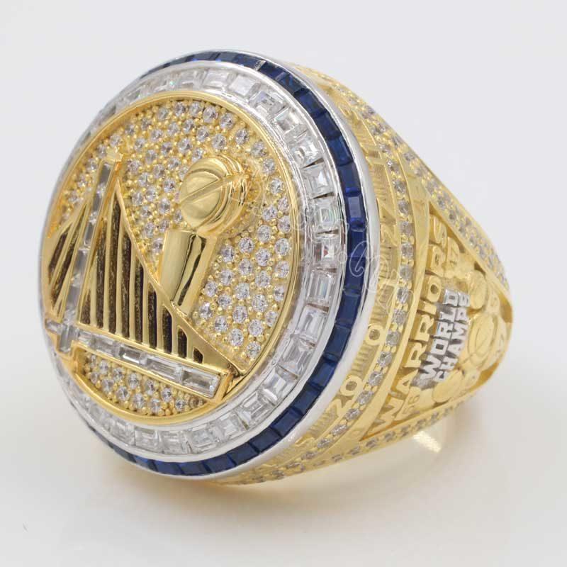 2017 NBA Championship ring