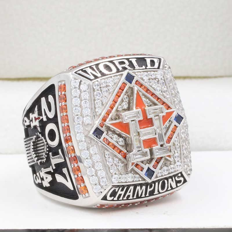 houston astros world series ring