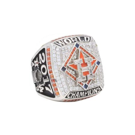 2017 Houston Astros World Series Fan Championship Ring
