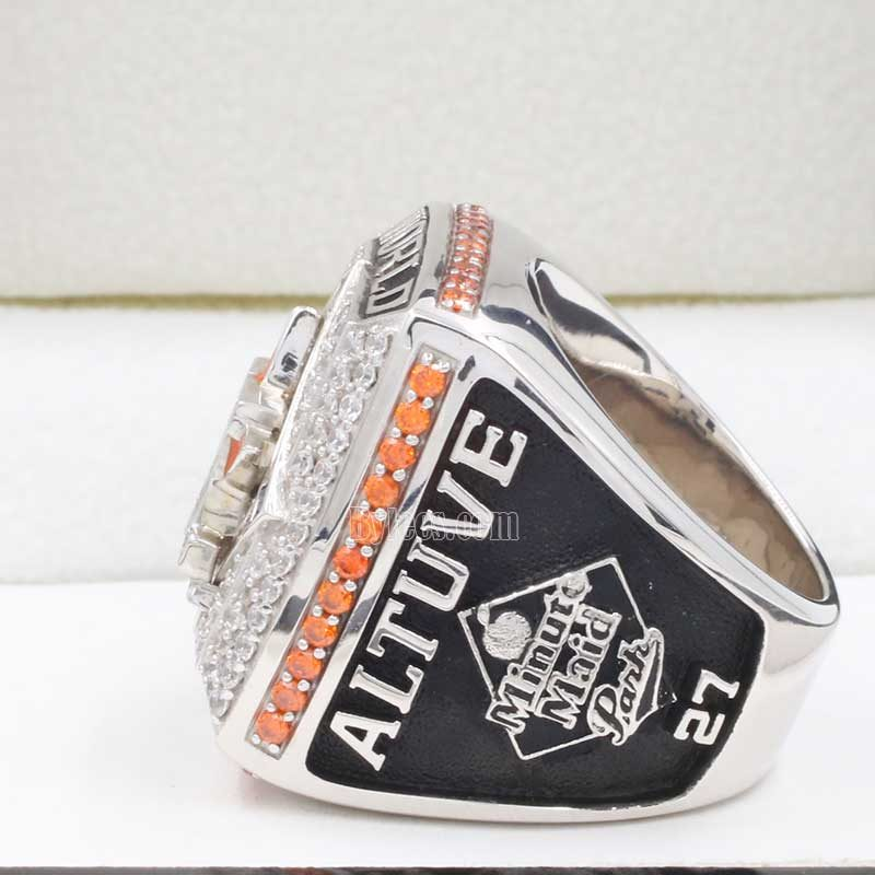 Houston Astros world series ring for sale