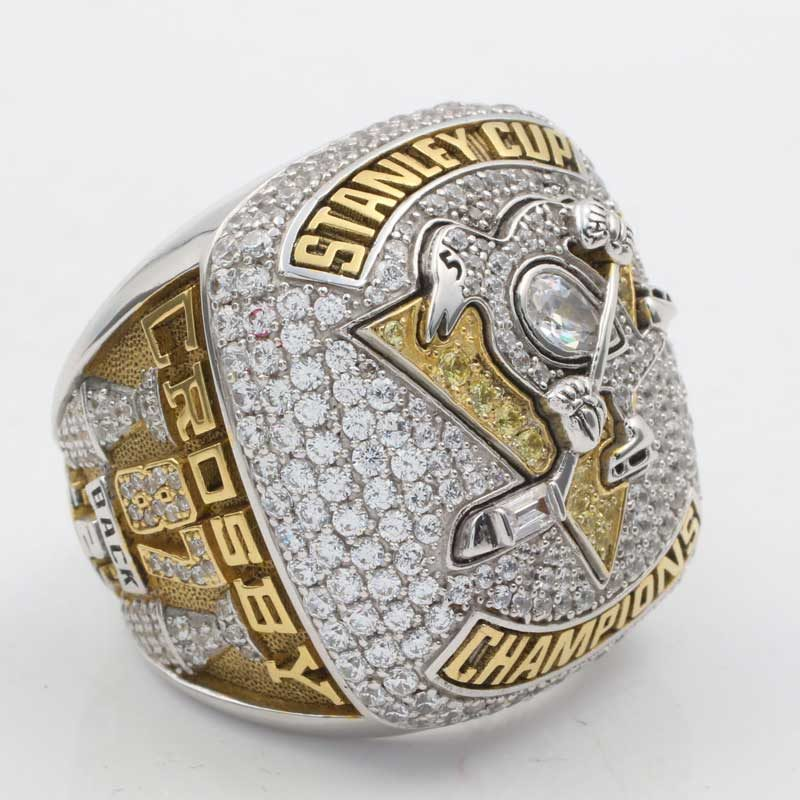 pittsburgh penguins stanley cup ring 2017