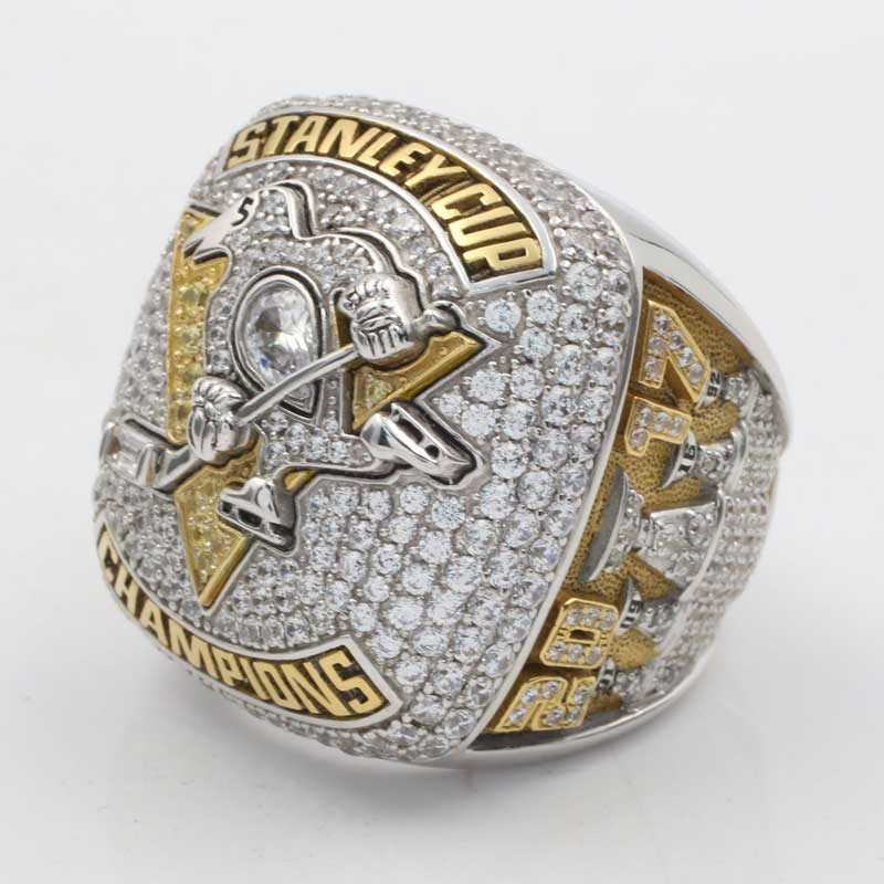 pittsburgh penguins ring 2017