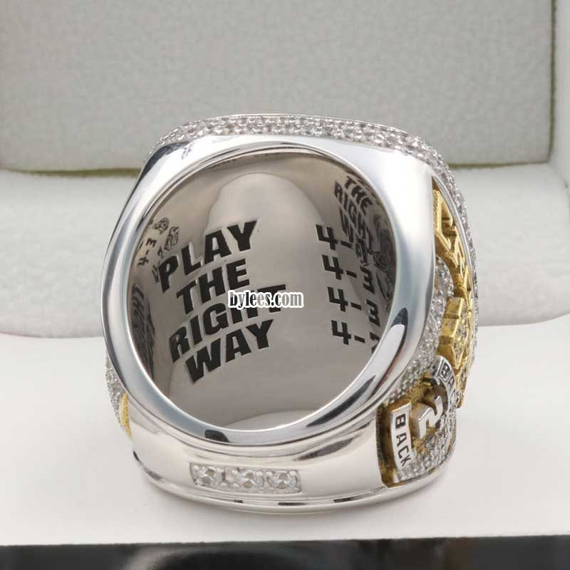 2017 penguins ring