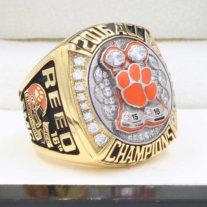 Best  ACC Clemson Championship Ring Tigers 2016 –