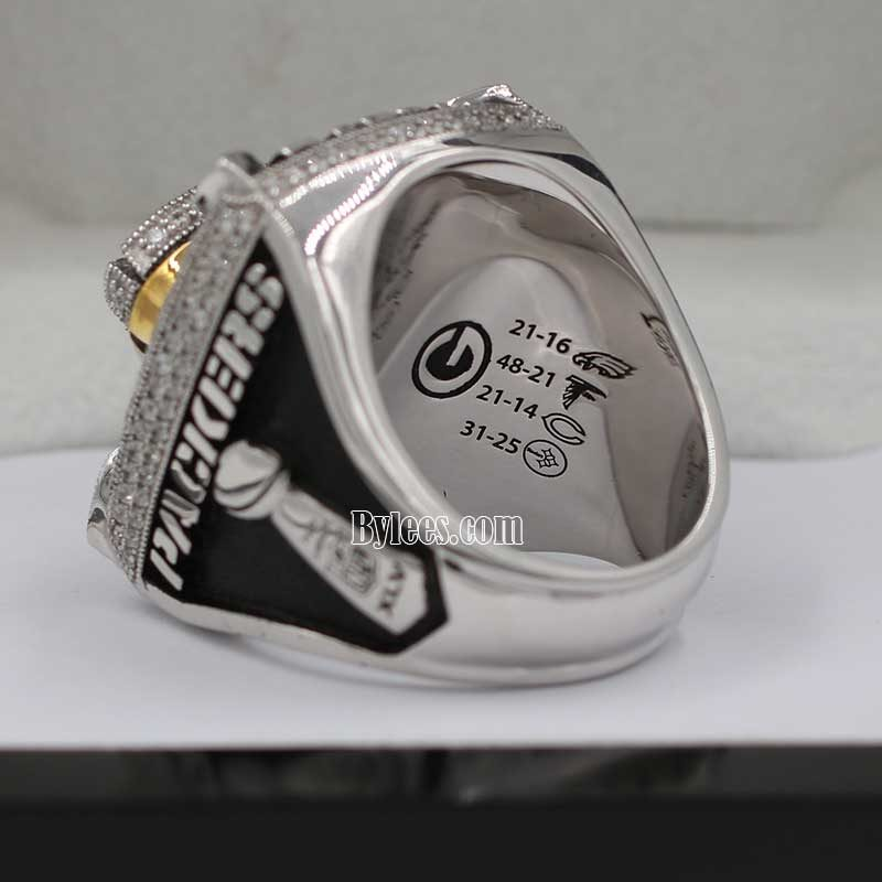 super bowl xlv championship ring