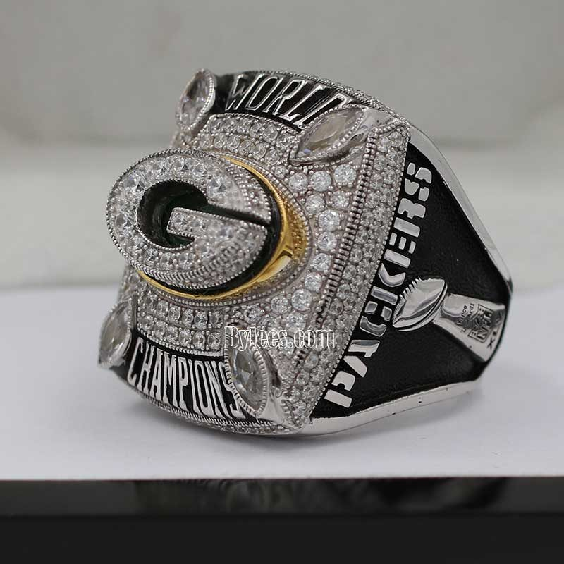 Green Bay packers super bowl ring 2010