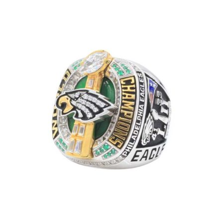 super bowl 52 fan championship ring