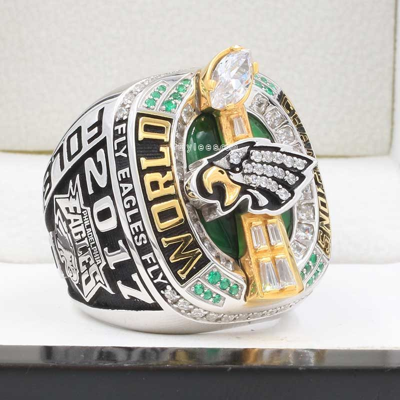 Eagles Fan championship ring