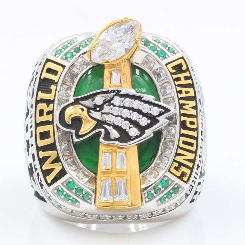 Eagles Championship Ring