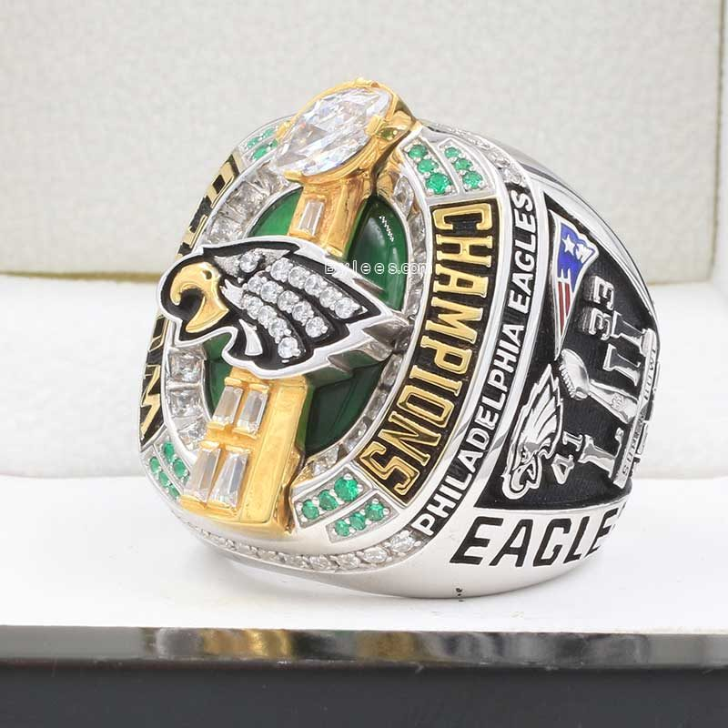 Eagles Unveil Super Bowl Rings With 1 Perfect Touch Nfl Sporting News