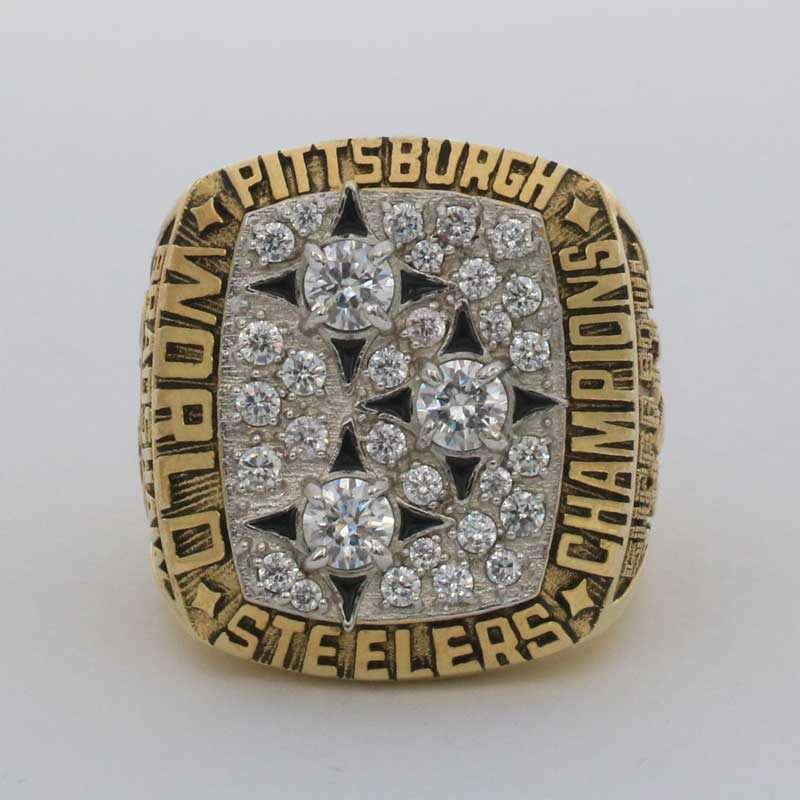 1978 Super Bowl XIII Pittsburgh Steelers Ring