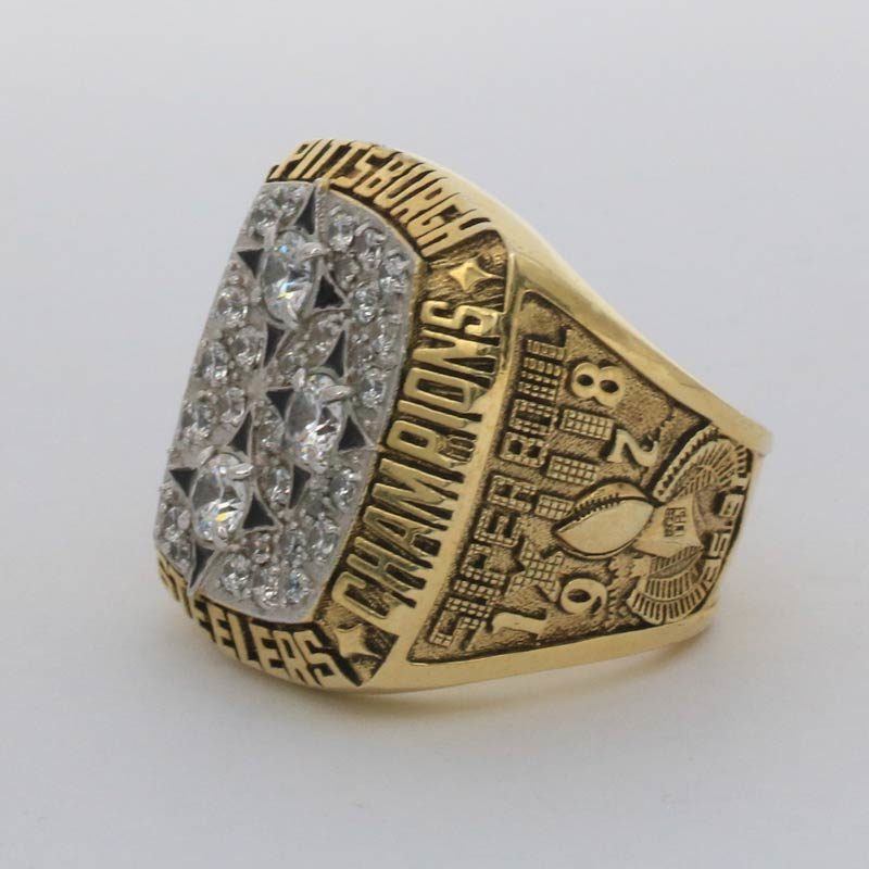 Terry Bradshaw super bowl XIII ring