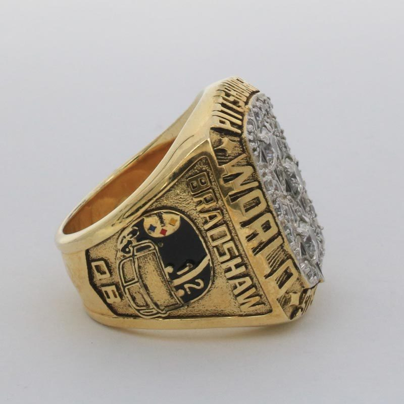 Pittsburgh Steelers 1978 Super Bowl XIII Ring