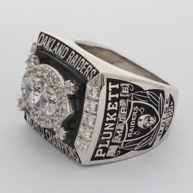 1980 Super Bowl Ring
