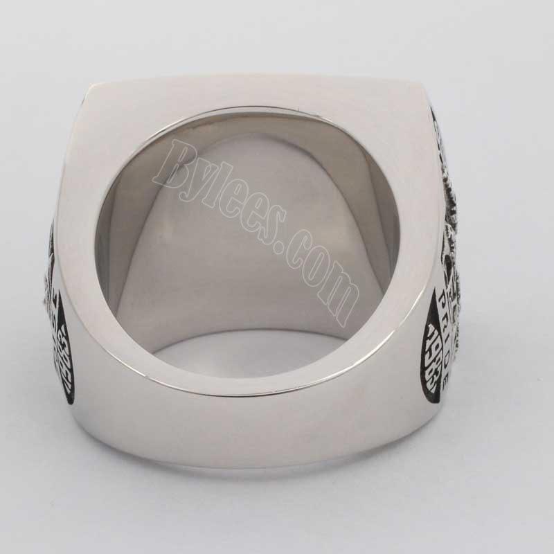 1983 Super bowl ring