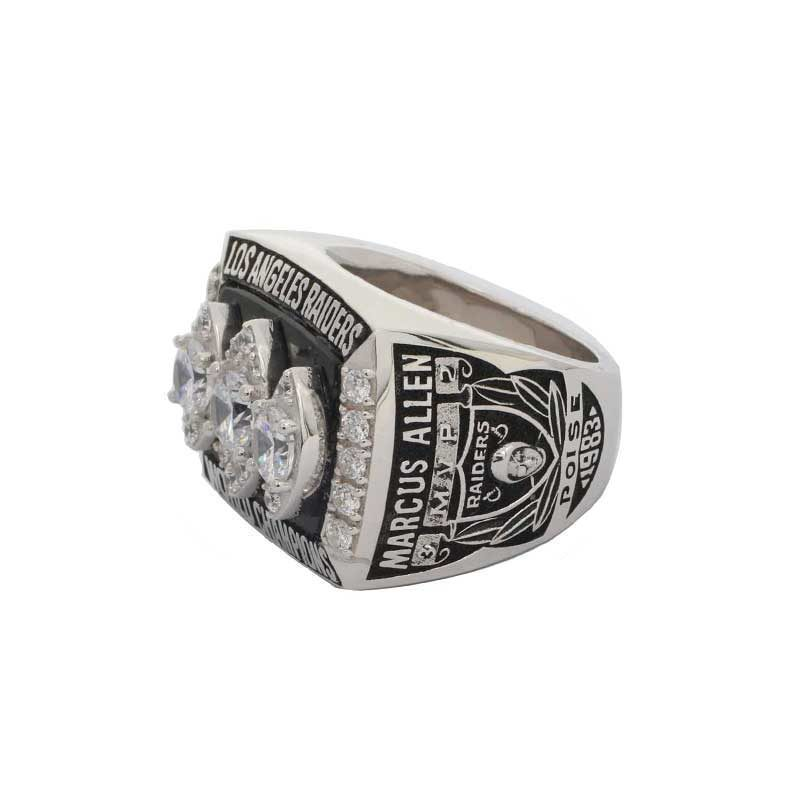 super bowl XVIII ring