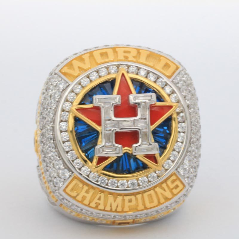 2017 Houston Astros World Series Championship Ring
