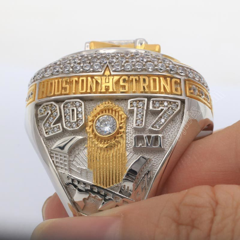 2017 MLB world series ring