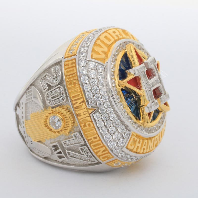 2017 world series ring