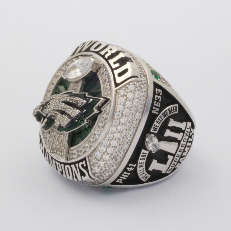 Eagles 2017 Super bowl LII Championship ring