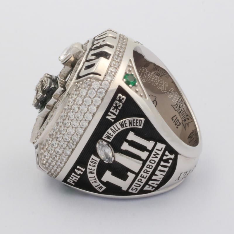 Super Bowl LII ring