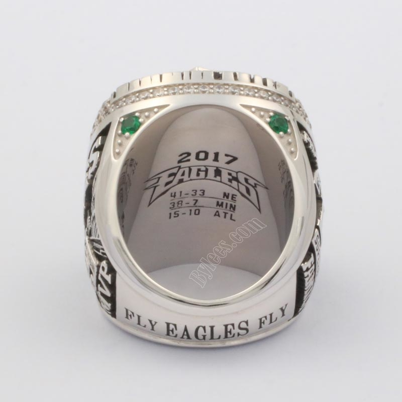 2017 super bowl ring