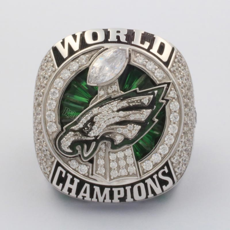Eagles super bowl championship ring