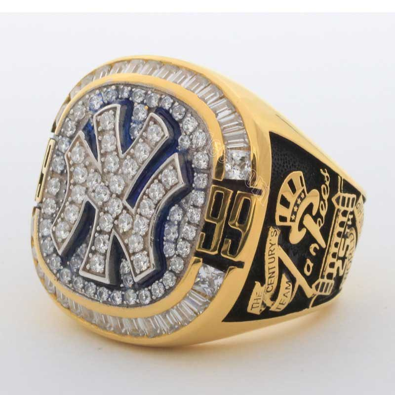 Mariano Rivera 1999 yankees world series ring