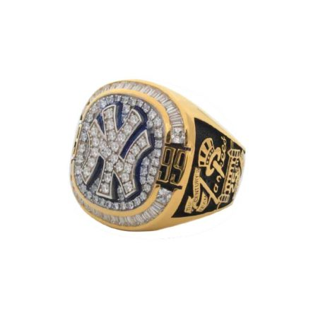 1999 mlb world series ring